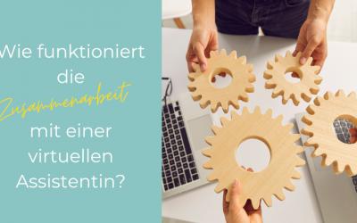 Wie funktioniert die Zusammenarbeit mit einer virtuellen Assistentin?
